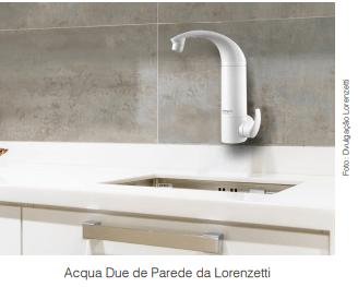 Aparelhos para melhoria da qualidade da água para consumo
