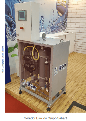 Produtos químicos e biológicos no tratamento de água e efluentes