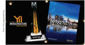 Bentley Systems anuncia os vencedores do Prêmio Year in Infrastructure 2020