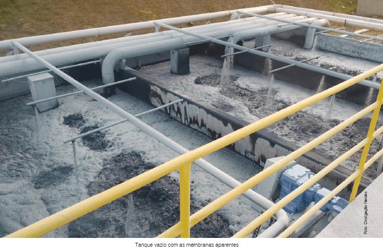 Membranas de Ultrafiltração para o tratamento de água e efluentes